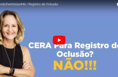ID#46 – Registro de oclusão